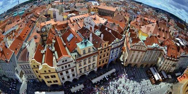 Ах, эта летняя Прага!
