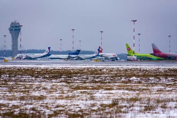 Пулково перешел на зимнее расписание полетов