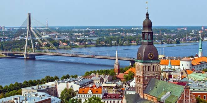 Латвия потеряла 40% российских туристов
