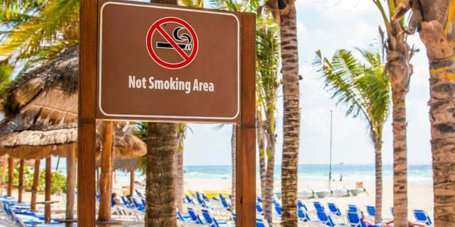 Не кури и пеплом не сори в Таиланде!