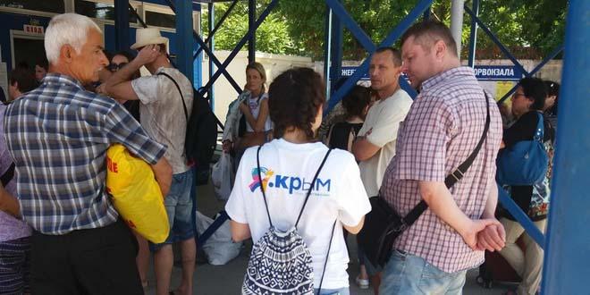 За первый месяц 2018 года Крым посетило более 122 тысяч туристов