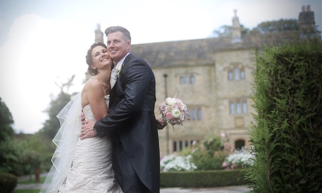 Wedding films at Stanley House