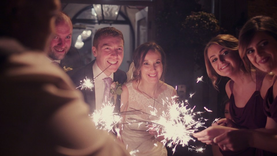 Lancashire Wedding Video
