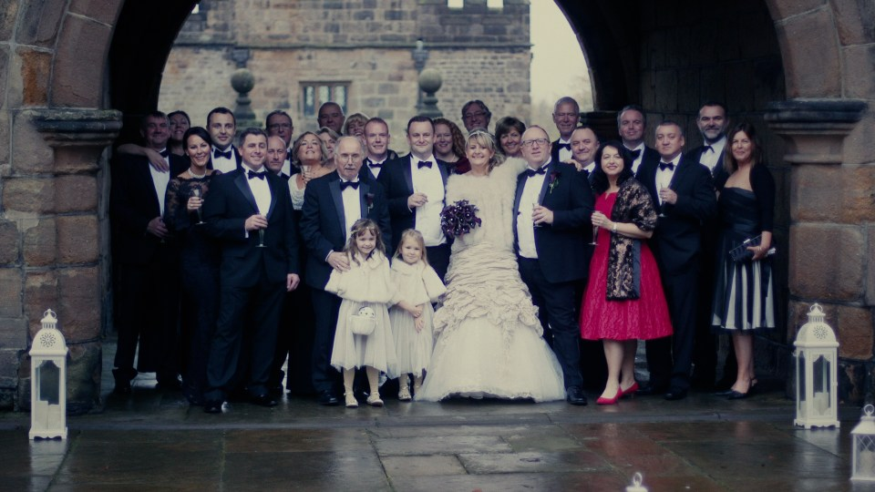 Lancashire Wedding Video