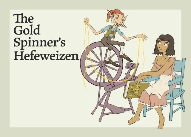 Image of The Gold Spinner's Hefeweizen