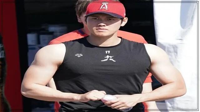 大谷翔平,野球,メジャーリーガー,エンゼルス