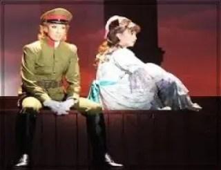 柚香光,女優,宝塚歌劇団,95期生,花組,トップスター,2017年