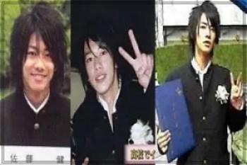 佐藤健,俳優,イケメン,若い頃,学生時代