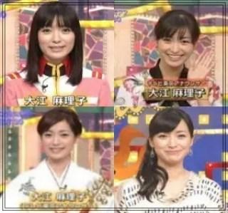 大江麻理子,アナウンサー,キャスター,テレビ東京,若い頃,可愛い,2003年