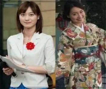 小川彩佳,フリーアナウンサー,若い頃,可愛い