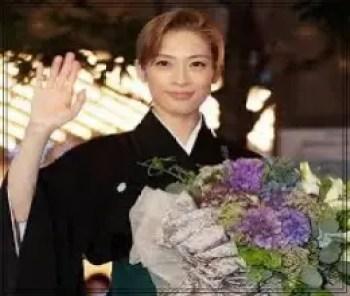 明日海りお,宝塚歌劇団,89期生,花組,トップスター,本名,海野紗由美