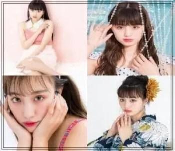 鶴嶋乃愛,女優,モデル,可愛い,popteen