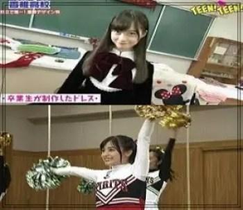 橋本環奈,女優,可愛い,2014年
