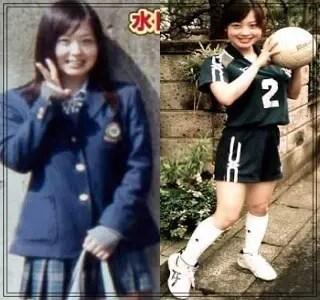 水卜麻美,アナウンサー,日本テレビ,可愛い,若い頃,高校時代