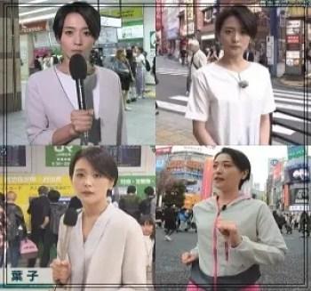 森葉子,アナウンサー,テレビ朝日,可愛い,若い頃,2019年
