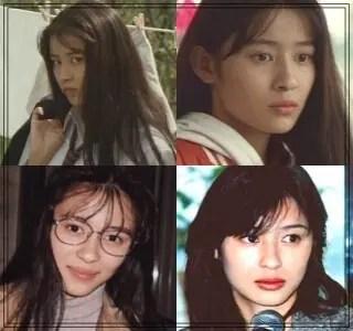 水野美紀,女優,若い頃,可愛い