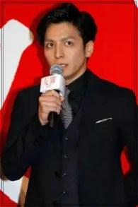 生田斗真,ジャニーズ,俳優
