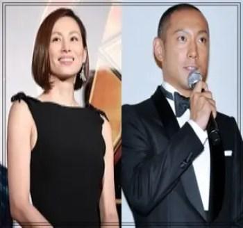 米倉涼子,女優,綺麗,歴代彼氏,恋愛遍歴,市川海老蔵