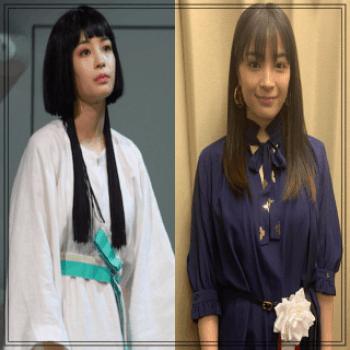 広瀬すず,女優,モデル,2019年