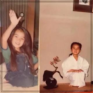 観月ありさ,女優,歌手,モデル,若い頃,1989年