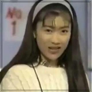 篠原涼子,女優,歌手,可愛い,若い頃