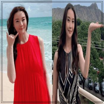 観月ありさ,女優,歌手,モデル,若い頃,2019年