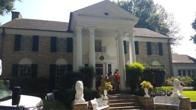 Elvis' House