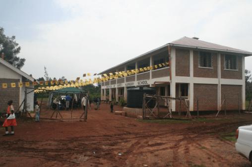 Nursery School Anfang 2010