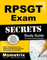 rpsgt exam secrets
