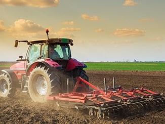 farmer in tractor asthma