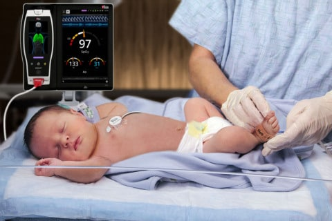 masimo neonate pediatric sensor