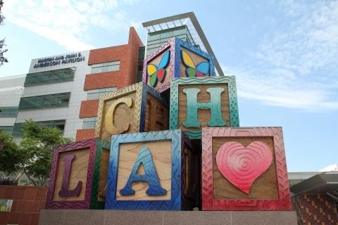 CHILDRENS HOSPITAL LA