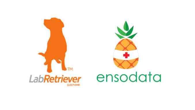 lab retriever and ensodata