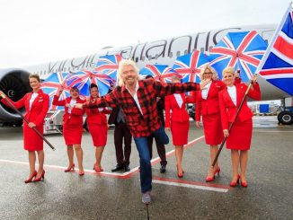 virgin atlantic branson