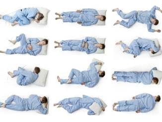 sleep positions