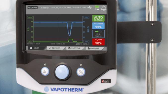 vapotherm_oxygen_assist_module