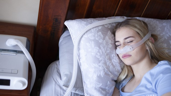 residual sleep disordered breathing