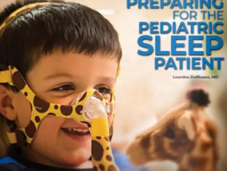 pediatric sleep patient