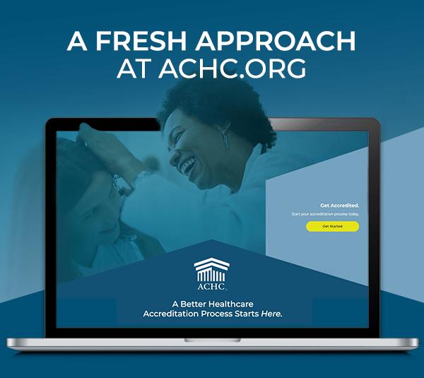 ACHC web redesign
