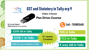Tally question paper | RTS Professional Studies