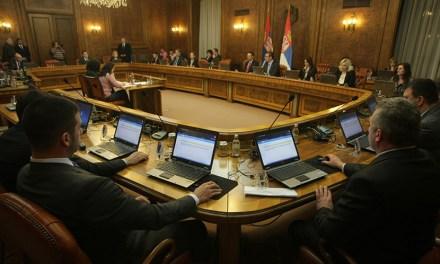 """Vlada Srbije izrazila zabrinutost zbog formiranja """"Kosovskih oružanih snaga""""."""