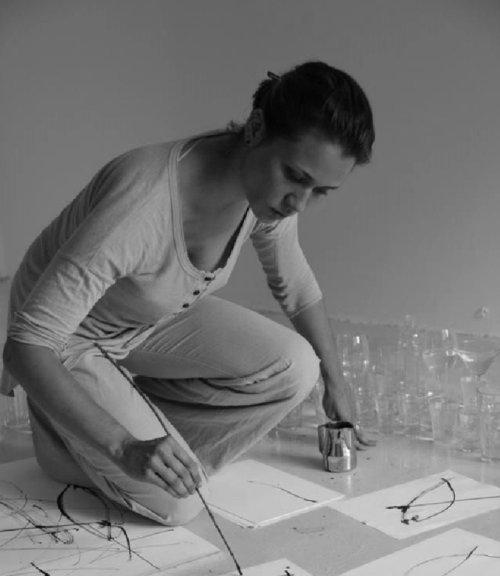 Изложба Марије Јевтић на Факултету уметности у Косовској Митровици