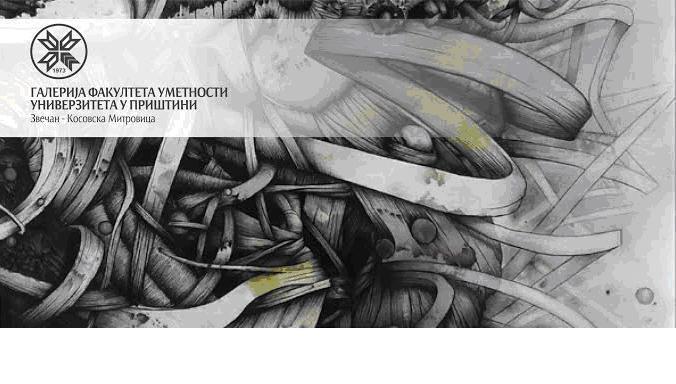 Изложба слика Милоша Ђекића  сутра на Факултету уметности