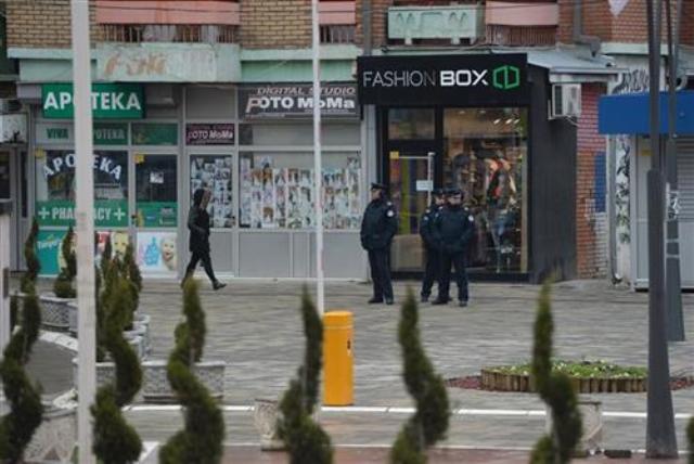 Запаљен аутомобил у Косовској Митровици