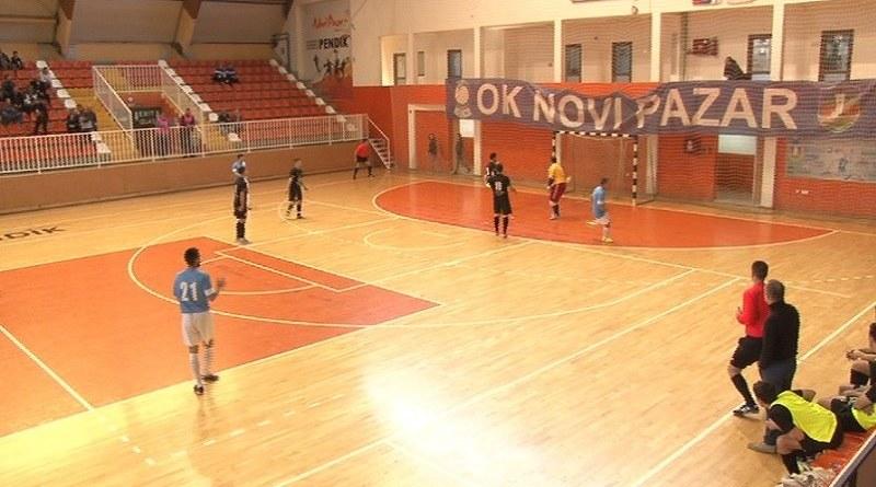 Futsal: Novi Pazar – Kopernikus SAS 7:0