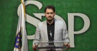 SDP: Podržati pobedničku, Vučićevu opciju