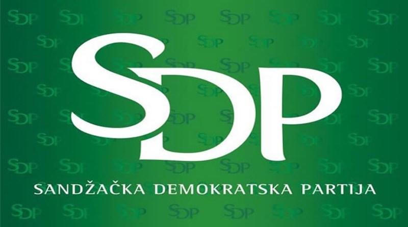 SDP: Šaćirović zahtevao radno mesto mimo zakona