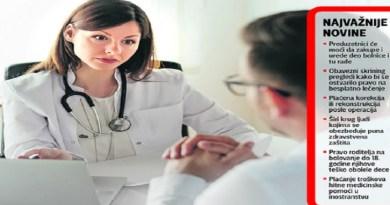 Šest važnih promena u zdravstvu