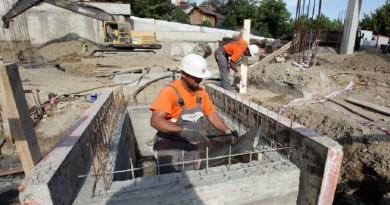 U 2017. više izdatih građevinskih dozvola u odnosu na 2016.