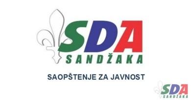 SDA: Govor mržnje srpskih ekstremista